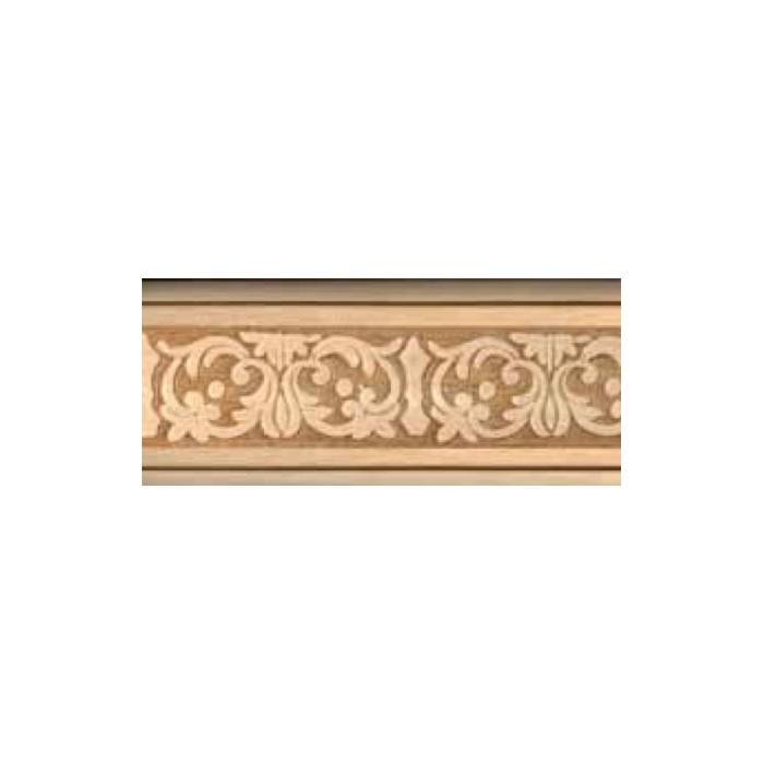 Moldura de madera decorativa para paredes for Molduras de madera