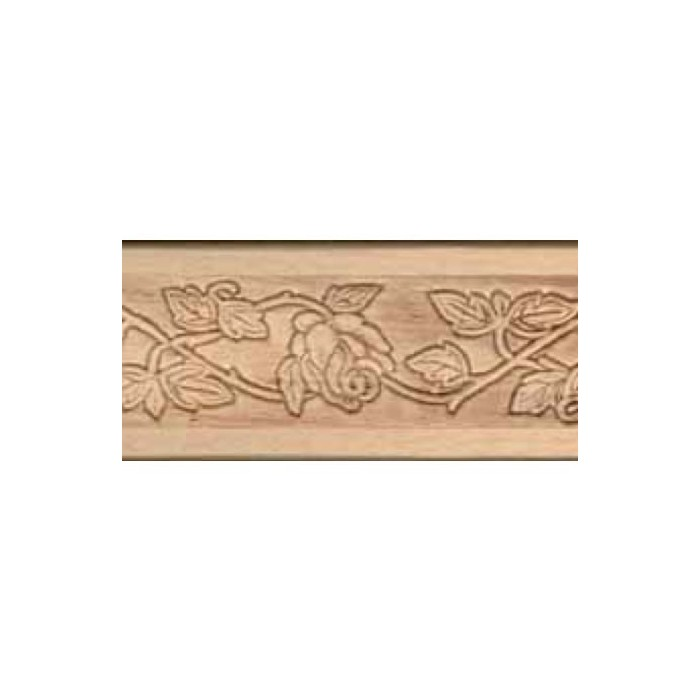 Moldura de madera decorativa para paredes - Moldura madera pared ...