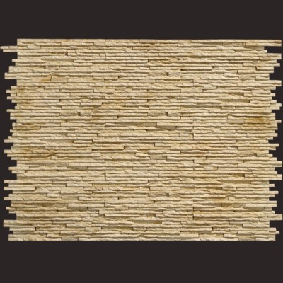 Laja Valladoliz ocre panel de poliuretano