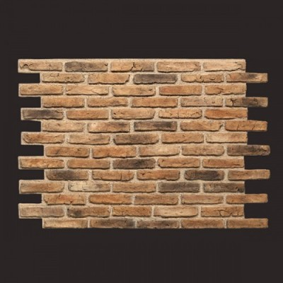 Ladrillo Rustik Brick MARRON panel de poliuretano