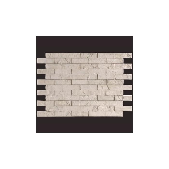 Ladrillo santander BLANCO panel de poliuretano