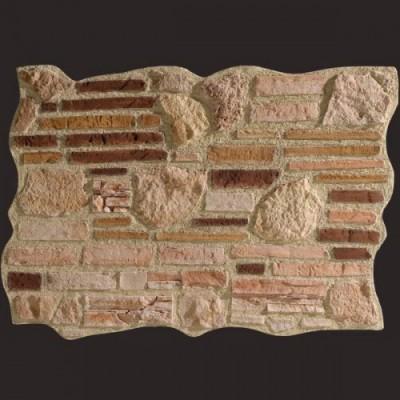 Piedra de Cuenca Restos panel de poliuretano