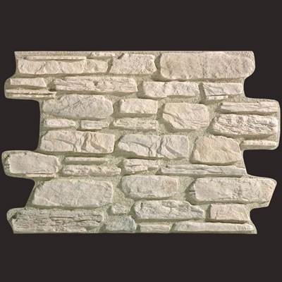Piedra de Galicia blanco panel de poliuretano