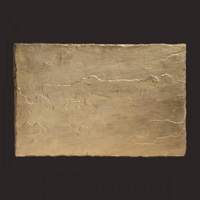 Piedra de Quebec Oro panel de poliuretano