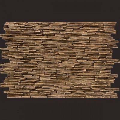 Laja fina madera panel de poliuretano
