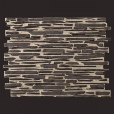 Laja Pirineos gris panel de poliuretano
