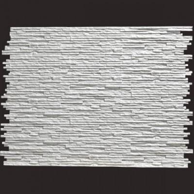 Laja Valladolid blanco 9016 panel de poliuretano