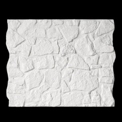 Piedra de Cuenca blanco 9016 panel de poliuretano