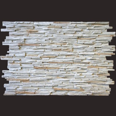 Laja fina blanca panel de poliuretano