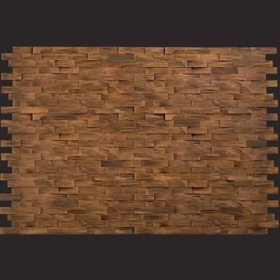 Panel de poliuretano imitación a madera Aragon