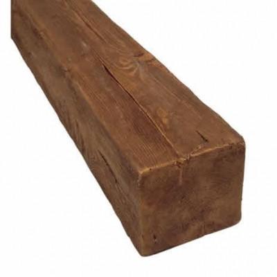 15 cm x 15 cm x 3 m Viga de poliuretano rectangular