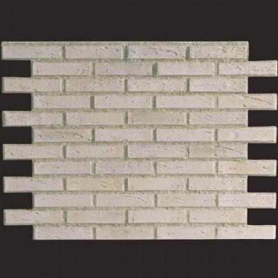 Ladrillo NUEVO BLANCO panel de poliuretano