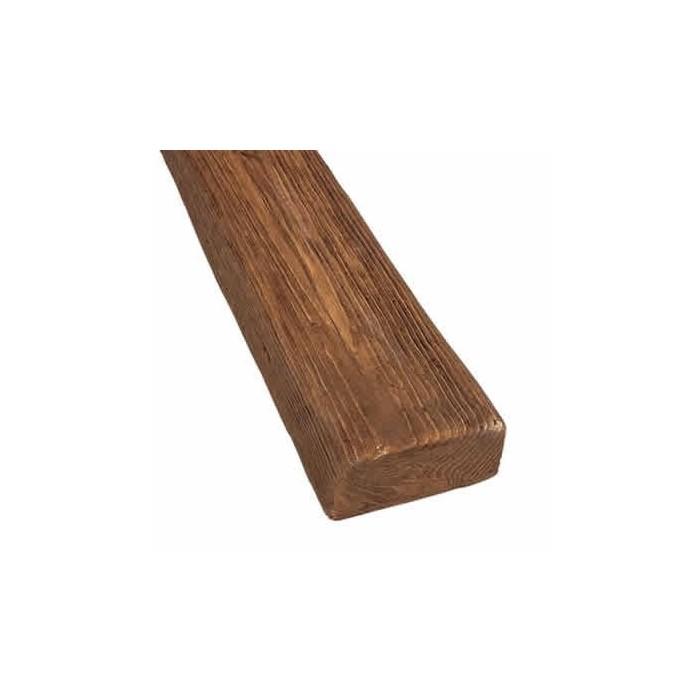 15 cm x 5 cm x 3 m Viga de poliuretano rectangular