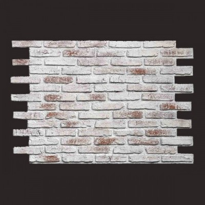 Ladrillo Rustik Brick RED OLD panel de poliuretano