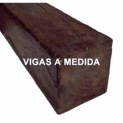 A MEDIDA Viga de poliuretano rectangular
