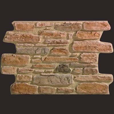 Piedra de Galicia panel de poliuretano