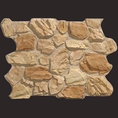 Piedra de Oviedo panel de poliuretano