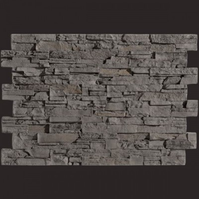 Pizarra gris panel de poliuretano