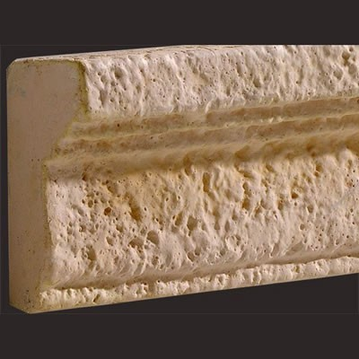 Moldura barra larga de poliuretano