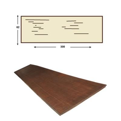 Panel de imitacion a madera de 6 lamas